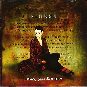 Mary Jane Lamond - Storas [CD] USA import