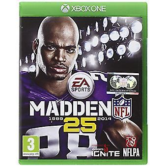 Madden NFL 25 (Xbox One) - Uusi