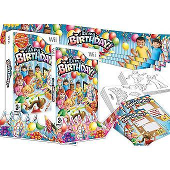 Dess min födelsedag (Wii)-fabriken förseglad