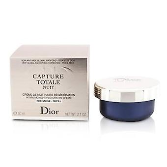 Christian Dior Capture Totale Nuit Intensive Night Restorative Creme Refill F060750999 - 60ml/2.1oz