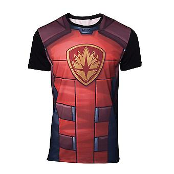 Guardians Of The Galaxy Rocket - Cosplay T-Shirt multicolour Large