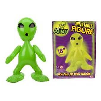 Opblaasbare buitenaardse figuur
