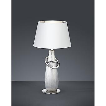 Трио, Фивы современные серебряные керамическая лампа освещения