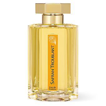 L' Artisan Parfumeur Safran Troublant Eau De Toilette 3.4Oz/100ml New In Box