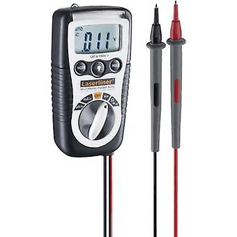 Laserliner MultiMeter-Pocket Auto Handheld multimeter Digital CAT III 1000 V Display (counts): 2000