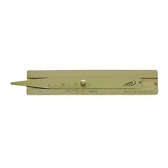 HELIOS PREISSER 0180310 medidor de piso analógico profundidade faixa de leitura 30 mm (máx.)