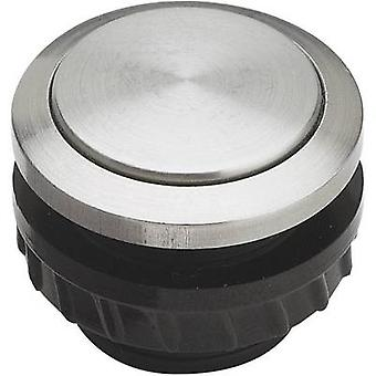 Grothe 62060 Bell button 1x Stainless steel 24 V/1,5 A