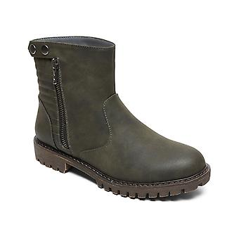 Roxy Margo Boots in Charcoal