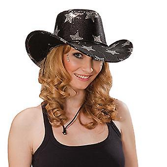 Kowbojski kapelusz Black Star