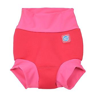 Splash About New Happy Nappy | Pink Geranium
