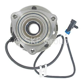 SKF BR930097 Wheel Bearing and Hub Assembly (X-Tracker Design)