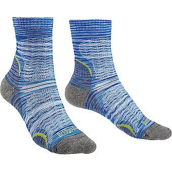 Bridgedale Womens Hike Ultra Light Merino Wool Pattern Socks