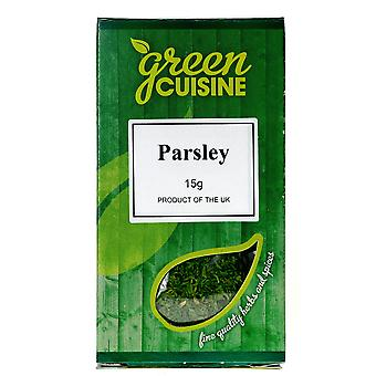 Green Cuisine Parsley