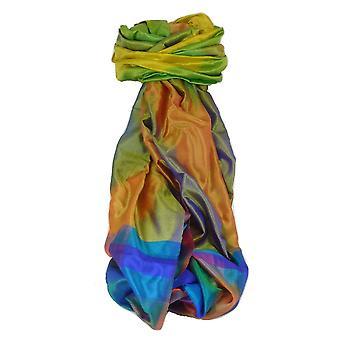 Varanasi Ekal premie silke skjerf Heritage langtrekkende Das 10 av Pashmina & Silk