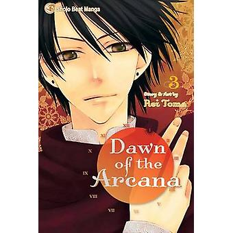 Dawn of the Arcana - Volume 3 by Rei Toma - 9781421541068 Book