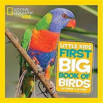 Kleine kinderen Big Book of vogels door National Geographic - 9781426324321