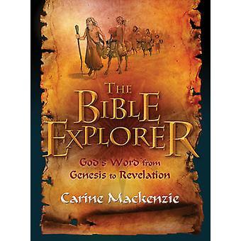 Den bibel Explorer av Carine Mackenzie - Jeff Anderson - 978178191301