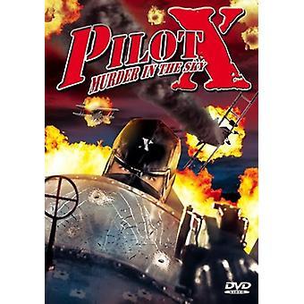 Pilot X [DVD] USA import