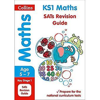 KS1 Guía de revisión de matemáticas (Collins KS1 revisión y práctica - nuevo plan de estudios de 2014)