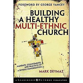 Bouwt een gezonde Multi-etnische kerk: mandaat, verplichtingen en praktijken van een divers congregatie (JB leiderschap Network serie)