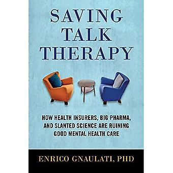 Spara samtalsterapi