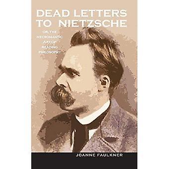 Toter Buchstabe, Nietzsche oder die nekromantischen Kunst des Lesens Philosophie