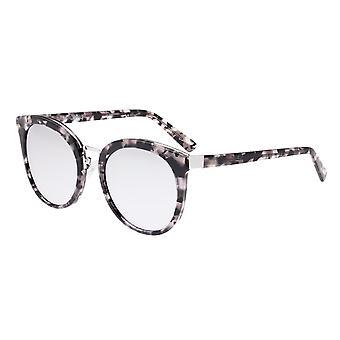 لوسي بيرثا الاستقطاب النظارات الشمسية-السلحفاة فضة/فضة