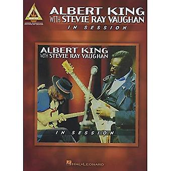 Albert King With Stevie Ray Vaughan: In Session - Guitar Recorded Versions