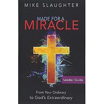 Voorzien van een wonder leider gids: van uw gewone naar Gods buitengewone