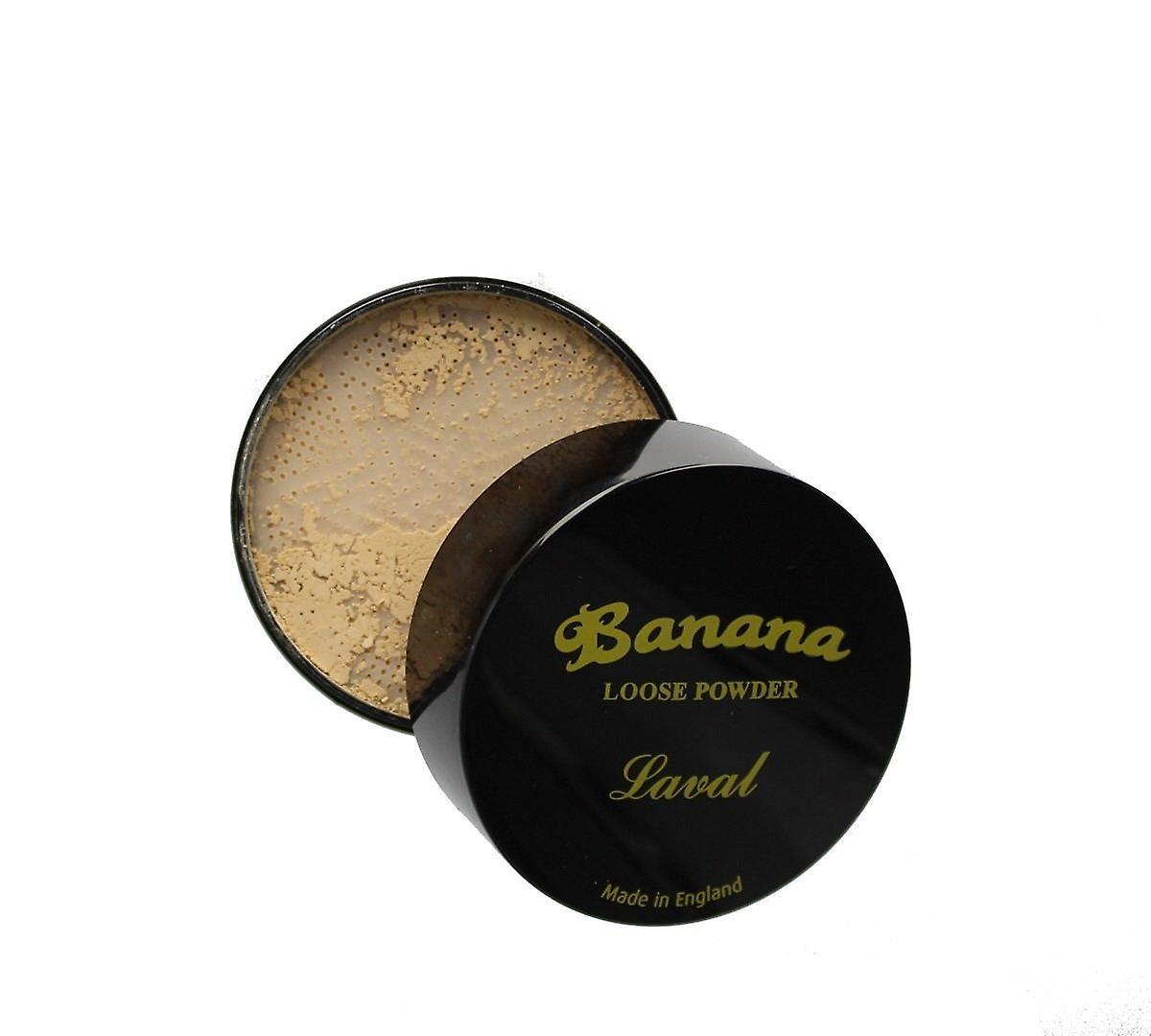 Laval Banana Loose Finishing Powder
