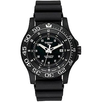 Traser H3 watch Professional automatic Pro P6600. 9A8. 13 01-100373