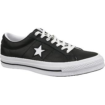 Converse One Star Ox 163385C Mens plimsolls