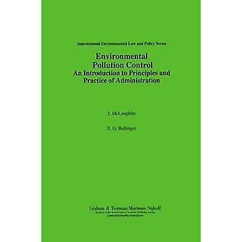 Environmental Pollution Control by McLoughlin & James & LL.M .