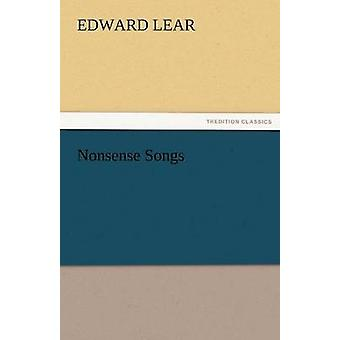 Nonsense Songs by Lear & Edward