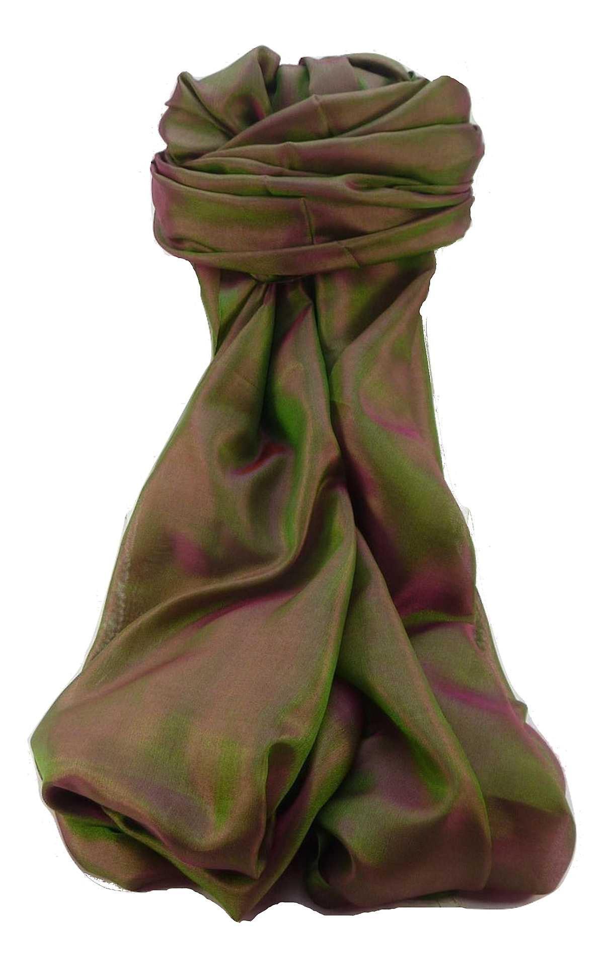Varanasi Silk Long Scarf Heritage Range SINDHU 4 by Pashmina & Silk