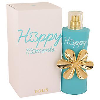 Tous Happy Moments Eau de Toilette 90ml EDT Spray