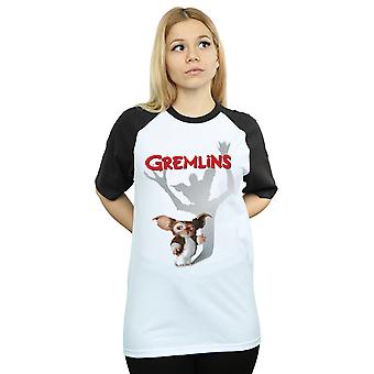 Gremlins ženy ' s Gizmo shaddow baseballové tričko