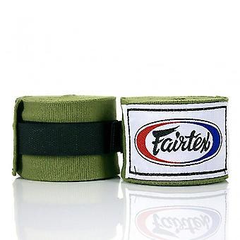 Fairtex HW2 main enveloppe verte