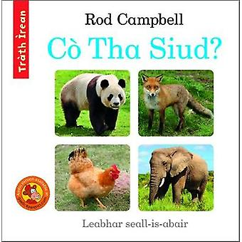 Co Tha Siud? by Rod Campbell - 9780861524211 Book
