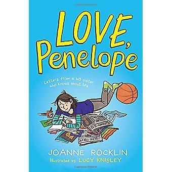 Love - Penelope by Joanne Rocklin - 9781419728617 Book
