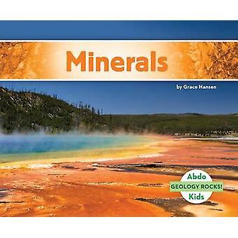 Minerals by Grace Hansen - 9781629709079 Book