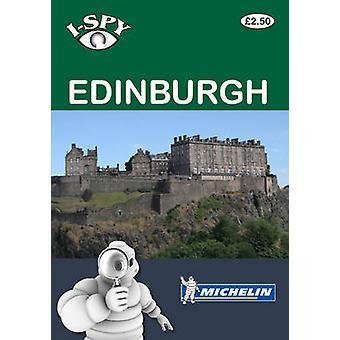 i-SPY Edinburgh by i-SPY - 9782067159549 Book