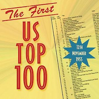 Eerste ons Top 100: 12e November 1955 - eerste ons Top 100: November 12 1955 [CD] USA import