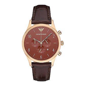 Relógio de pulso de quartzo Emporio Armani Ar1890 homens