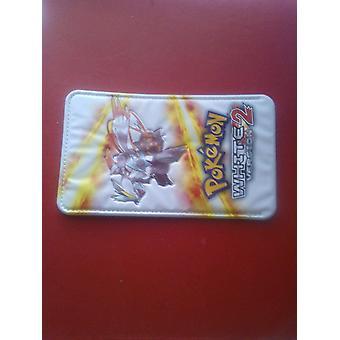 Pokemon biały 2 Konsola etui dla Nintendo DS