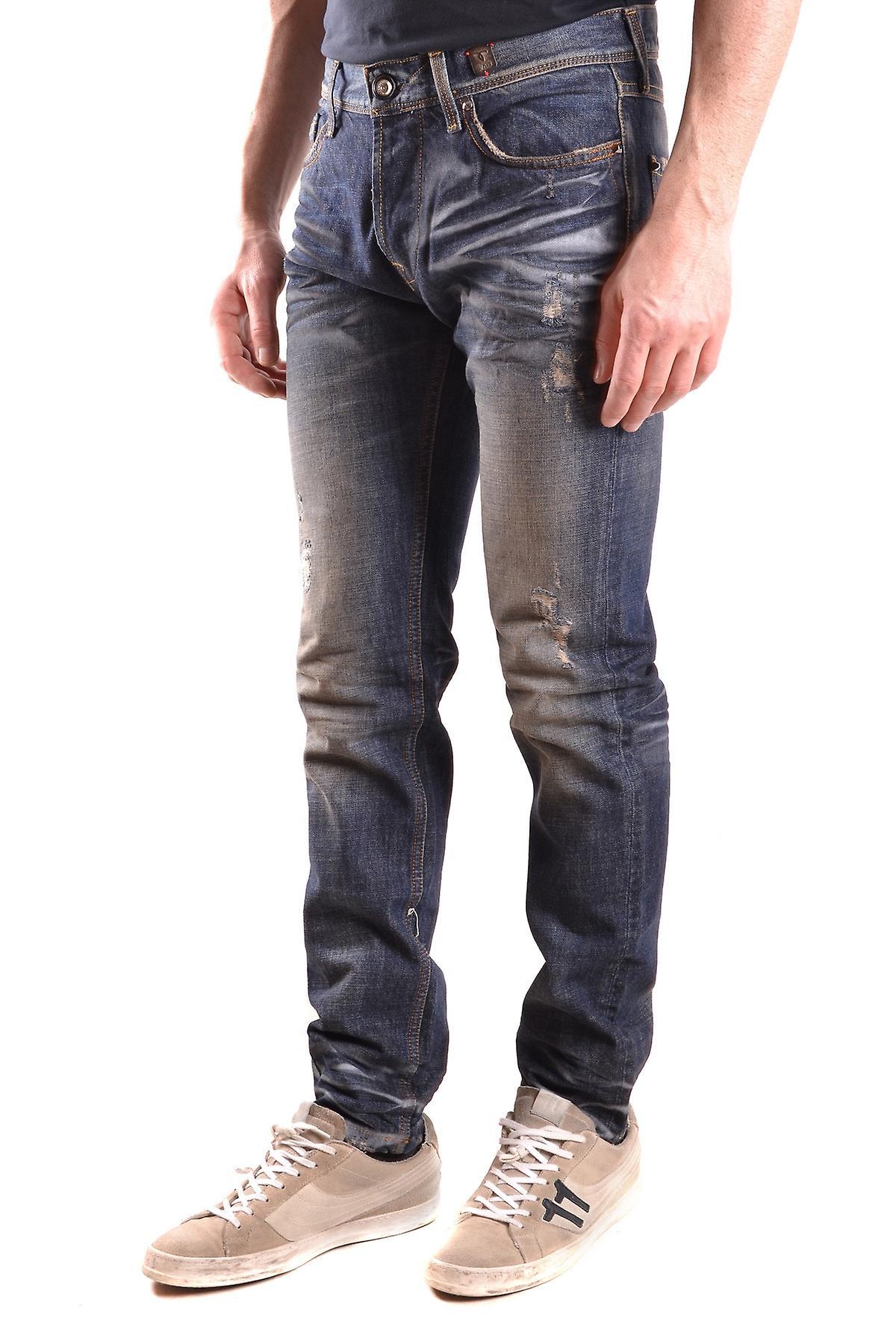 0/zéro Construction Ezbc391001 Hommes-apos;s Jeans Blue Denim ZxyW3H
