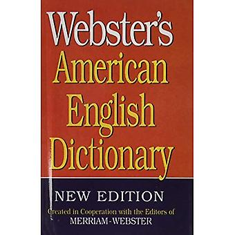 Websters amerikansk-engelsk ordbok