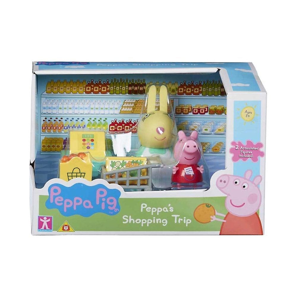 Peppa Pig shopping resa Playset