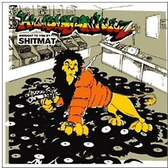 Shitmat - Killababylonkutz [CD] USA import