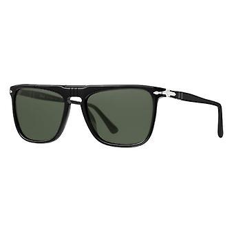 Persol 3225S Black/Green